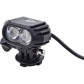 Cube HPA 2000 Lámpara LED para casco, black